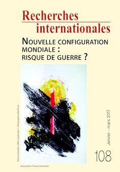 Recherches internationales numéro 108