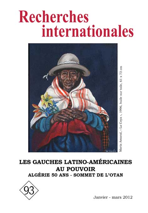 Recherches internationales 93