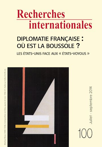 Recherches internationales 100