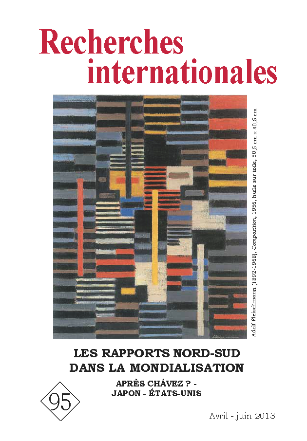 Recherches internationales 95