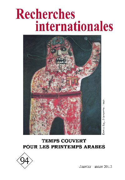 Recherches internationales 94